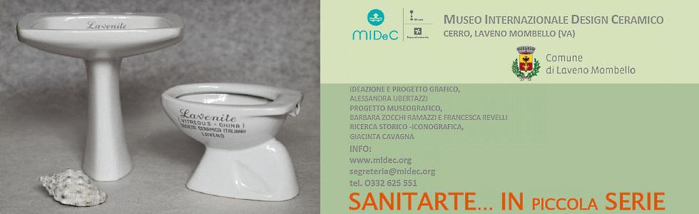 Sanitarte… in piccola serie