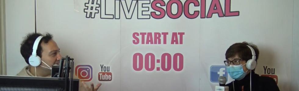 Intervista a #LIVESOCIAL